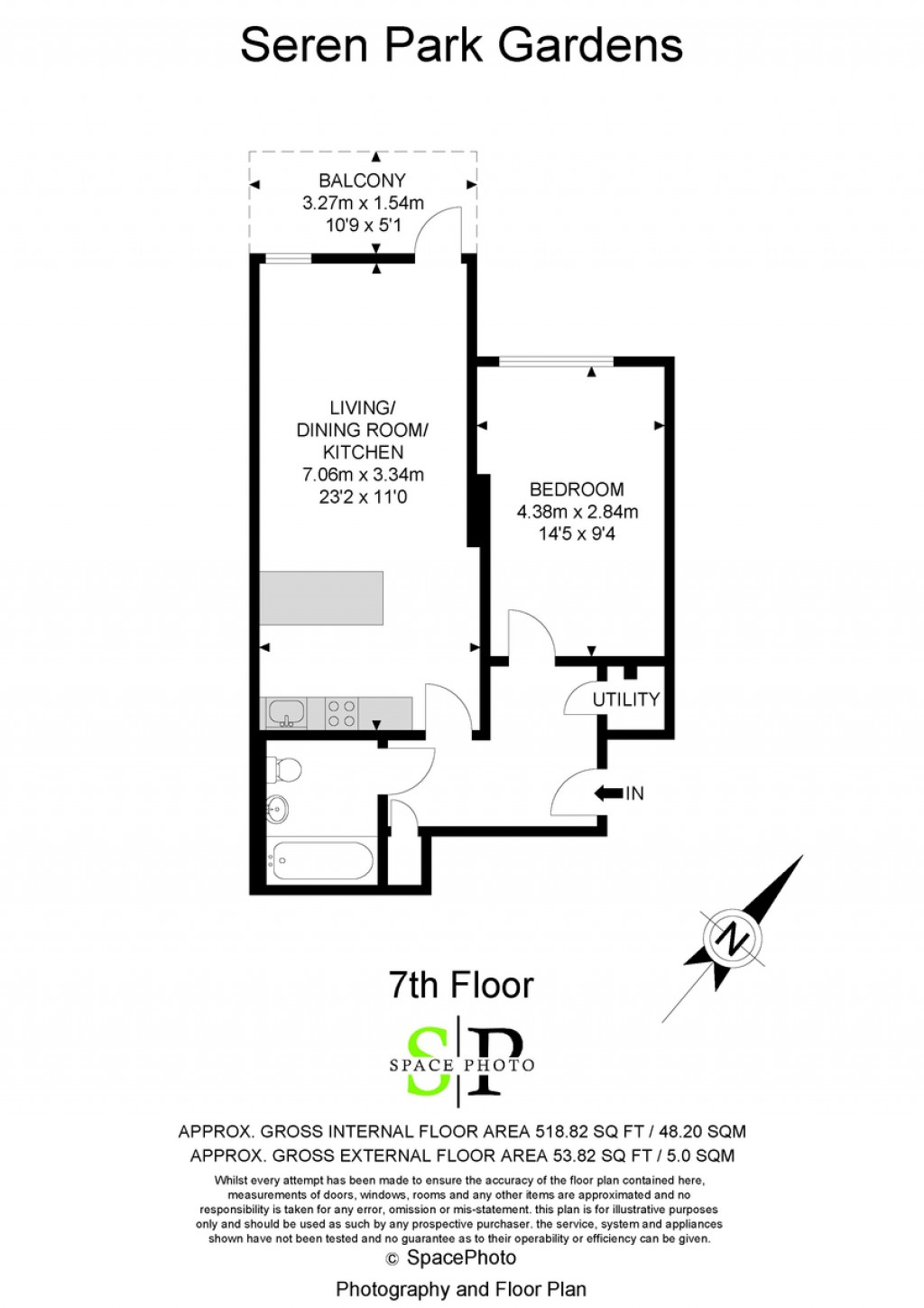 Floorplans For Seren Park Gardens Restell Close London SE3