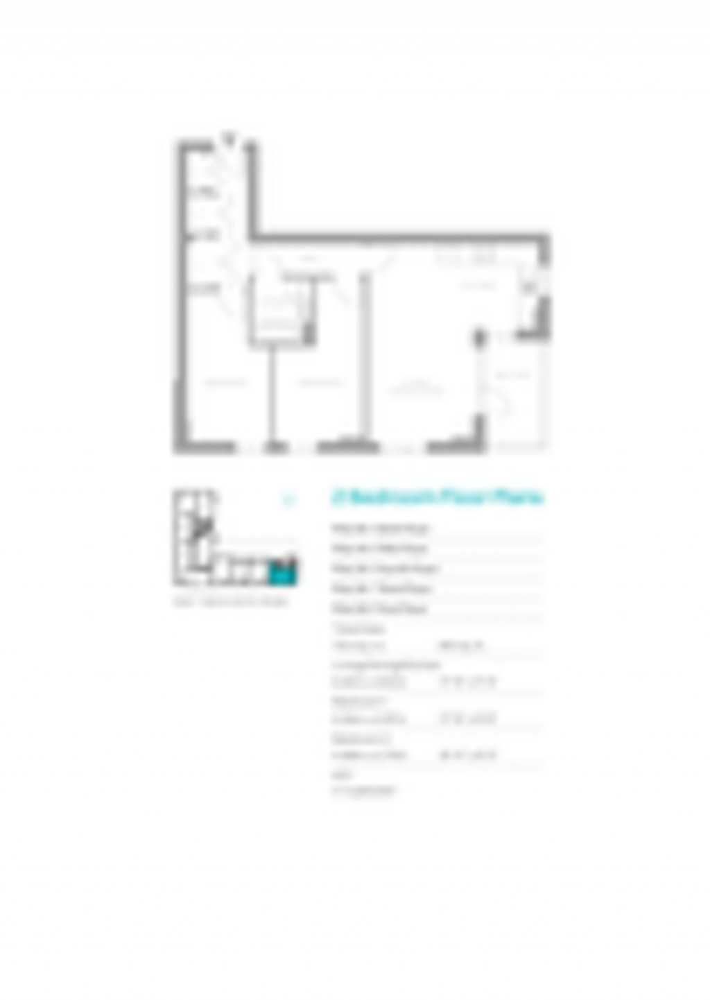 Floorplans For COPPERS HOUSE 24 ACCRA CLOSE LONDON E14 0TA