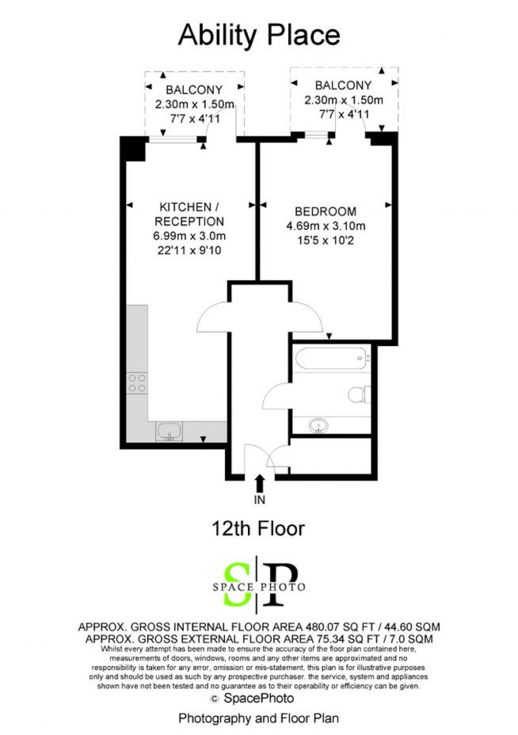Floorplans For Ability Place 37 Millharbour London E14 9DF